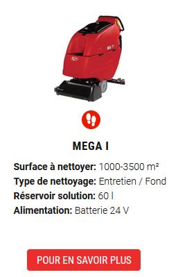 auto-laveuse mega I